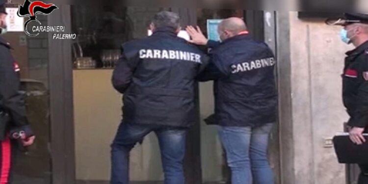 Trovati 50 invitati a banchetto in un ristorante a Palermo