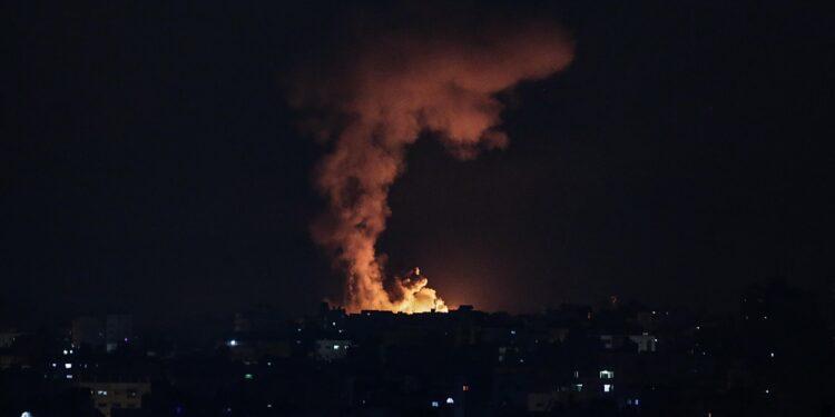 'Anche un ufficio operativo di Hamas'