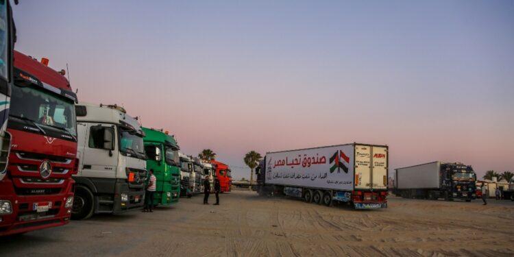 Per il passaggio di feriti e aiuti umanitari
