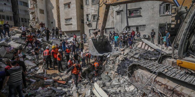 Ministero sanità di Hamas: 1.235 feriti. Morte anche 34 donne