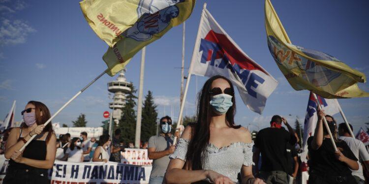 Previste manifestazioni ad Atene e altre città