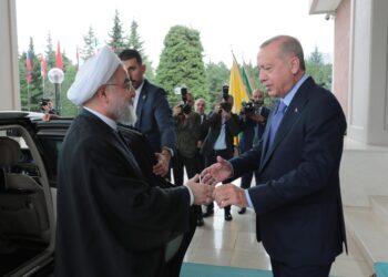 Colloquio telefonico tra Rohani e Erdogan