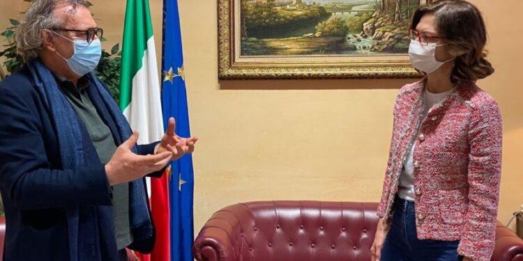 Ministro ha incontrato sindaco Lampedusa