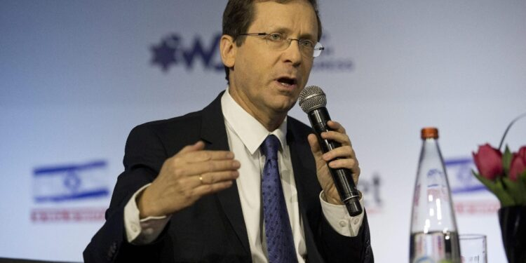 Capo dell'Agenzia ebraica. Il voto alla Knesset il 2 giugno