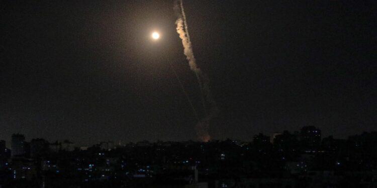 550 razzi difettosi caduti a Gaza. Iron Dome intercetta al 90 pc