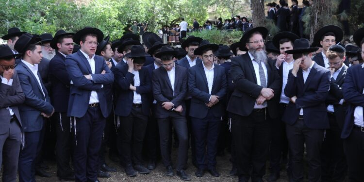 Lettera a Netanyahu a viglia decisione Knesset