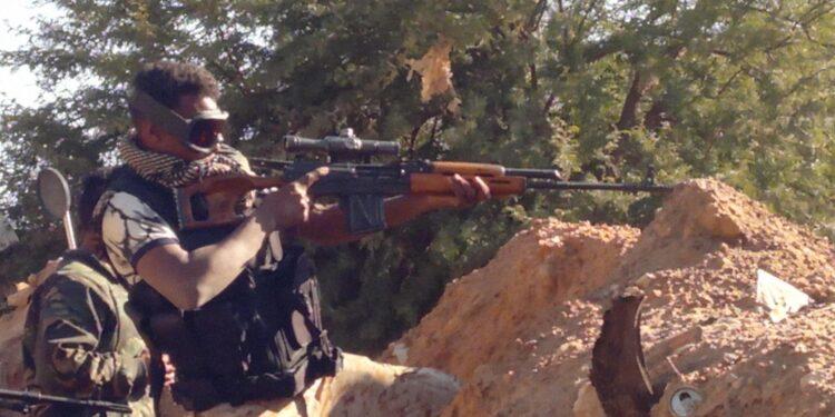 Incursione contro appello a uscita delle forze turche