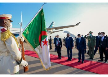 Ministro algerino