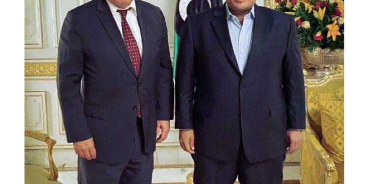 L'incontro a Tunisi