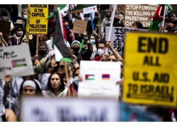 Manifestazioni a New York