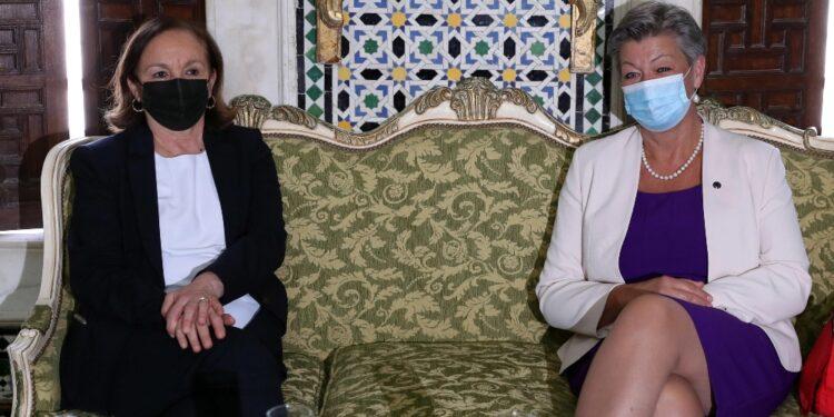 'Johansson: 'Si basa sui casi di ricerca e soccorso'