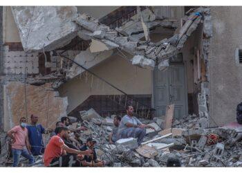'Totale tra vittime Gaza