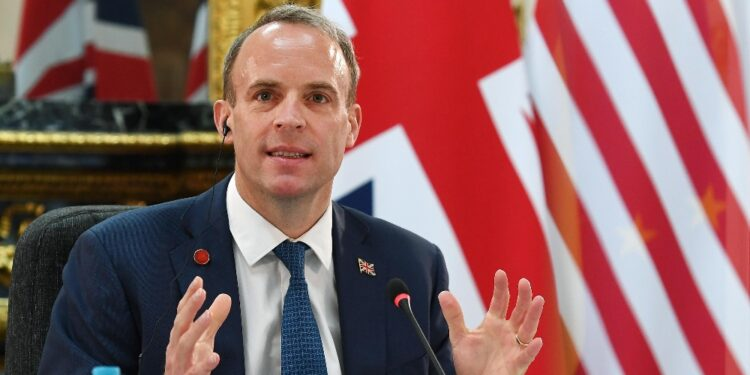 Al via prima giornata riunione ministri degli Esteri a Londra