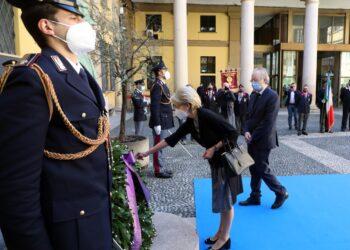 Commemorato a Milano 49/o anniversario omicidio Luigi Calabresi