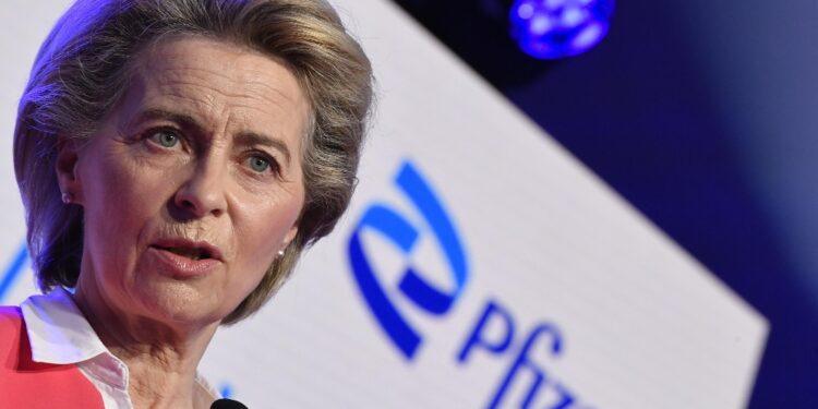 Lo annuncia la presidente della Commissione Ursula von der Leyen