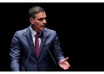 Lo dice il premier Pedro Sánchez