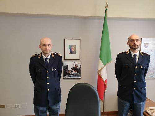 Polizia stradale Como