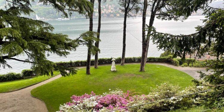 parco Villa del Grumello