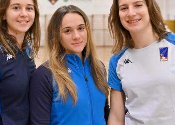 Irene De Biasio, Carlotta Ferrari, Arianna Proietti