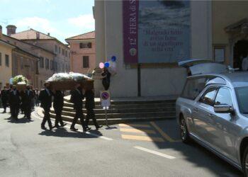 funerali Elisabetta Personini