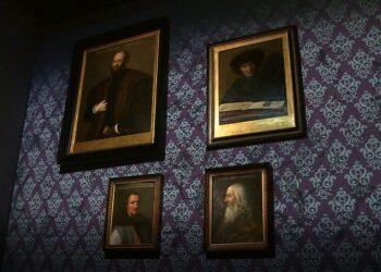 mostra Pinacoteca di Como e Uffizi