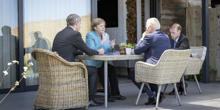 Presidente Usa parla dopo il G7