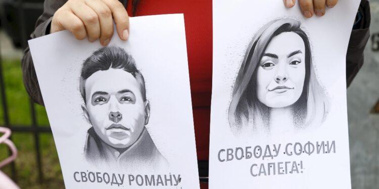Sofia Sapega scrive dal carcere: 'Anche questa disgrazia finirà'