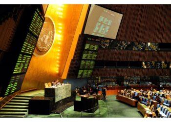Assemblea Generale adotta risoluzione con appello a Stati membri