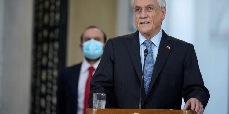 L'annuncio del presidente Sebastián Piñera
