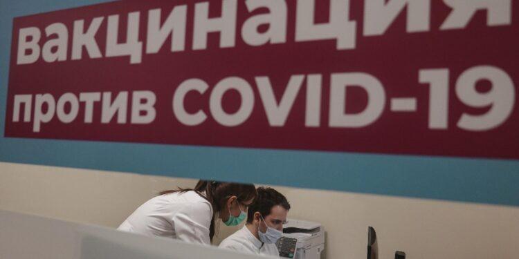 A Mosca 5.245 contagi in 24 ore