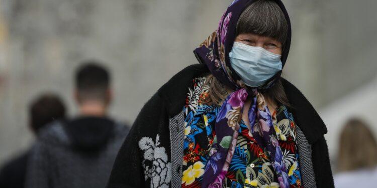 A Mosca 6.701 contagi in 24 ore