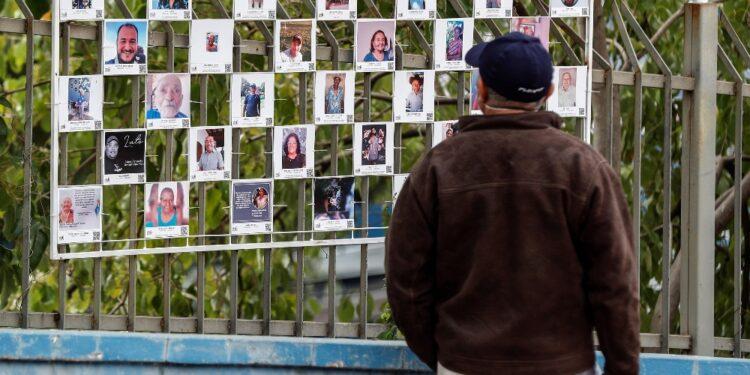 Sabato nel Paese è stato superato il mezzo milione di vittime