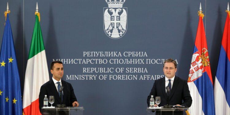 'Allargamento ai Balcani è per l'Italia priorità strategica'