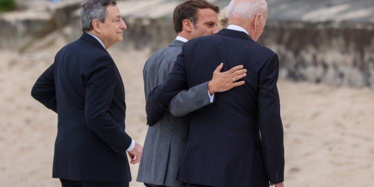 Il premier riferisce gli esiti del G7