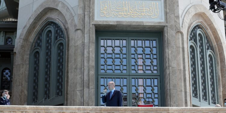 Federcalcio Ankara: 'Ma sarà a Baku per la sfida al Galles'