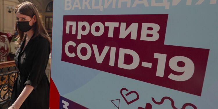Nella sola Mosca sono stati accertati 9.120 contagiati da Covid