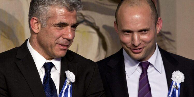 Primo esecutivo senza Netanyahu da oltre 12 anni
