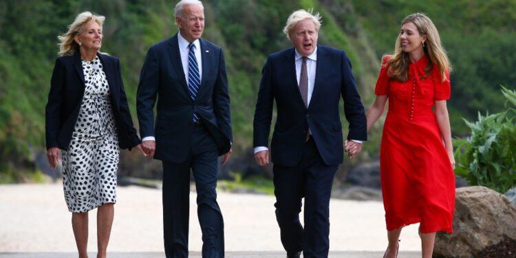 Dopo incontro con Biden per G7. Discussi 25 punti con N. Irlanda
