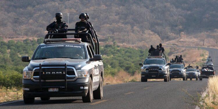 Due giorni prima due poliziotti uccisi nella capitale