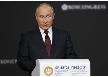 Lo fa sapere il Cremlino in una nota