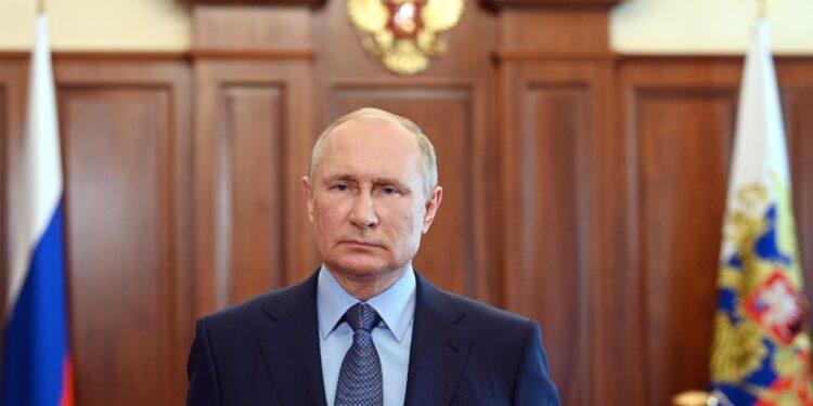 Articolo del leader russo per 80esimo Seconda Guerra Mondiale