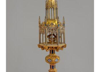 Rinvenuta tra oreficerie custodite in Museo del Duomo di Firenze