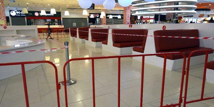 'Arrivando in aeroporti russi'