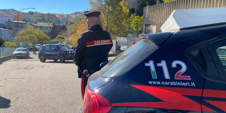 Nel Novarese. Camionista fuggito è stato fermato dai carabinieri