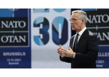 'Sul tavolo del vertice Nato anche il dossier Pechino'