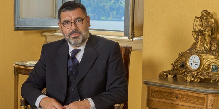 giuseppe elias, presidente villa carlotta