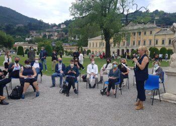 presentazione Villa Olmo Festival