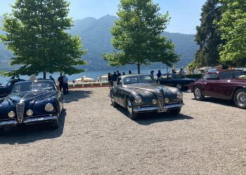 Alfa Romeo villa d'Este