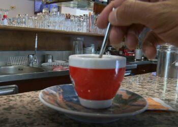 caffè al bancone