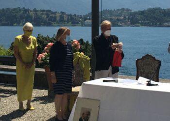 premio Stecca a Villa Carlotta